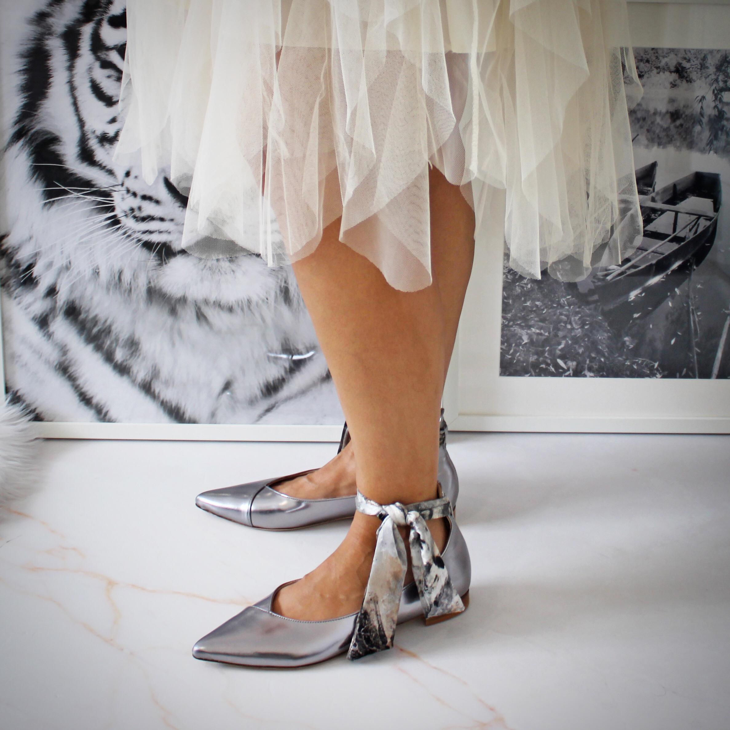 Silver Parisienne